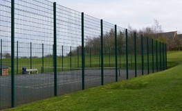 | ParaSports - Ball Park Fencing - Security Fencing