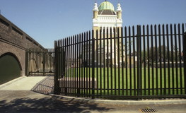 | Portcullis - High Security Critical Protection Fencing - Security Fencing