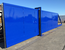 Para- G series sliding gate, solid infill | Automatic Sliding Gates up to 24m