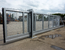 Para- G series sliding gate, expamet infill | Automatic Sliding Gates up to 24m