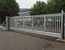 Para- G series sliding gate, palisade W pale | Automatic Sliding Gates up to 24m