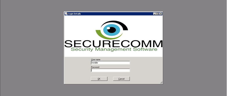 | Securecomm Signalling and Control
